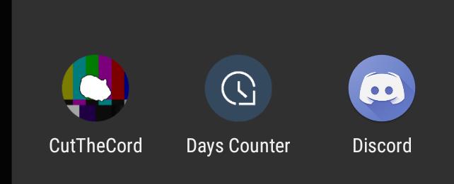 Custom logo and custom app name